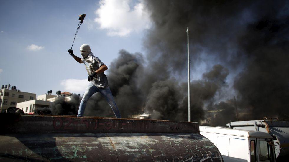 Siguen los enfrentamientos en Israel.