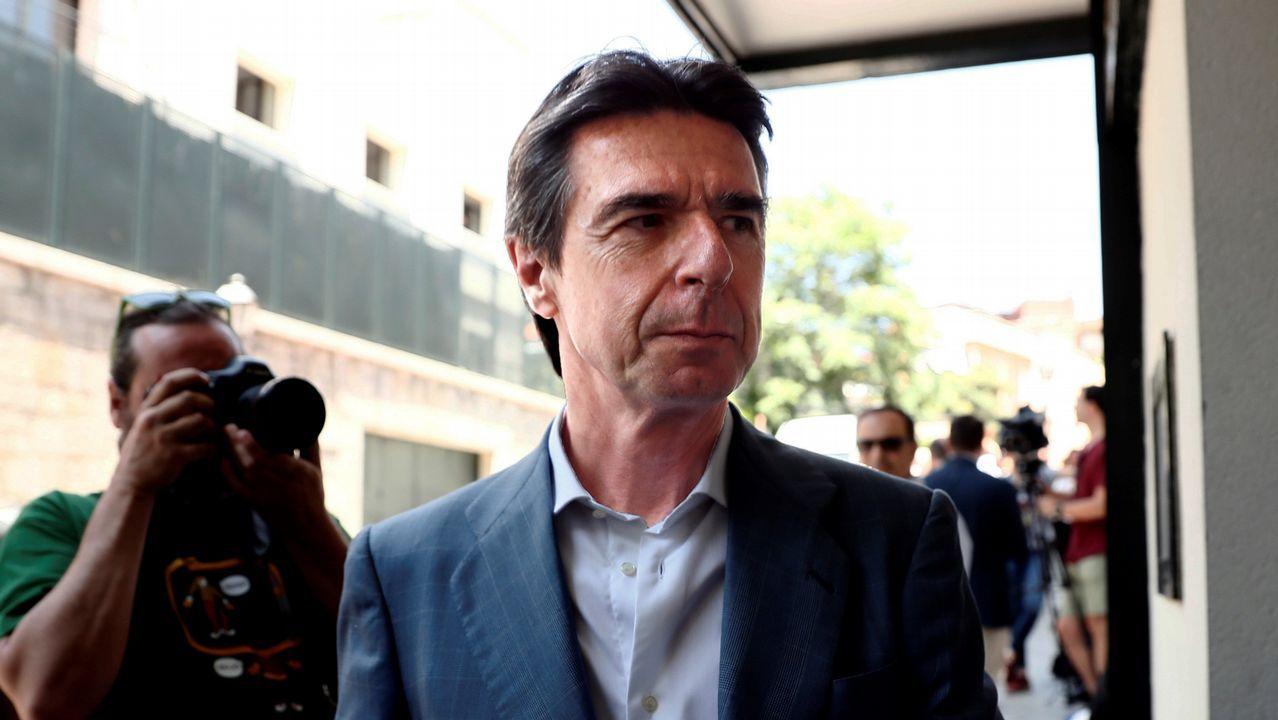 .José Manuel Soria, exministro de Industria, Energía y Turismo