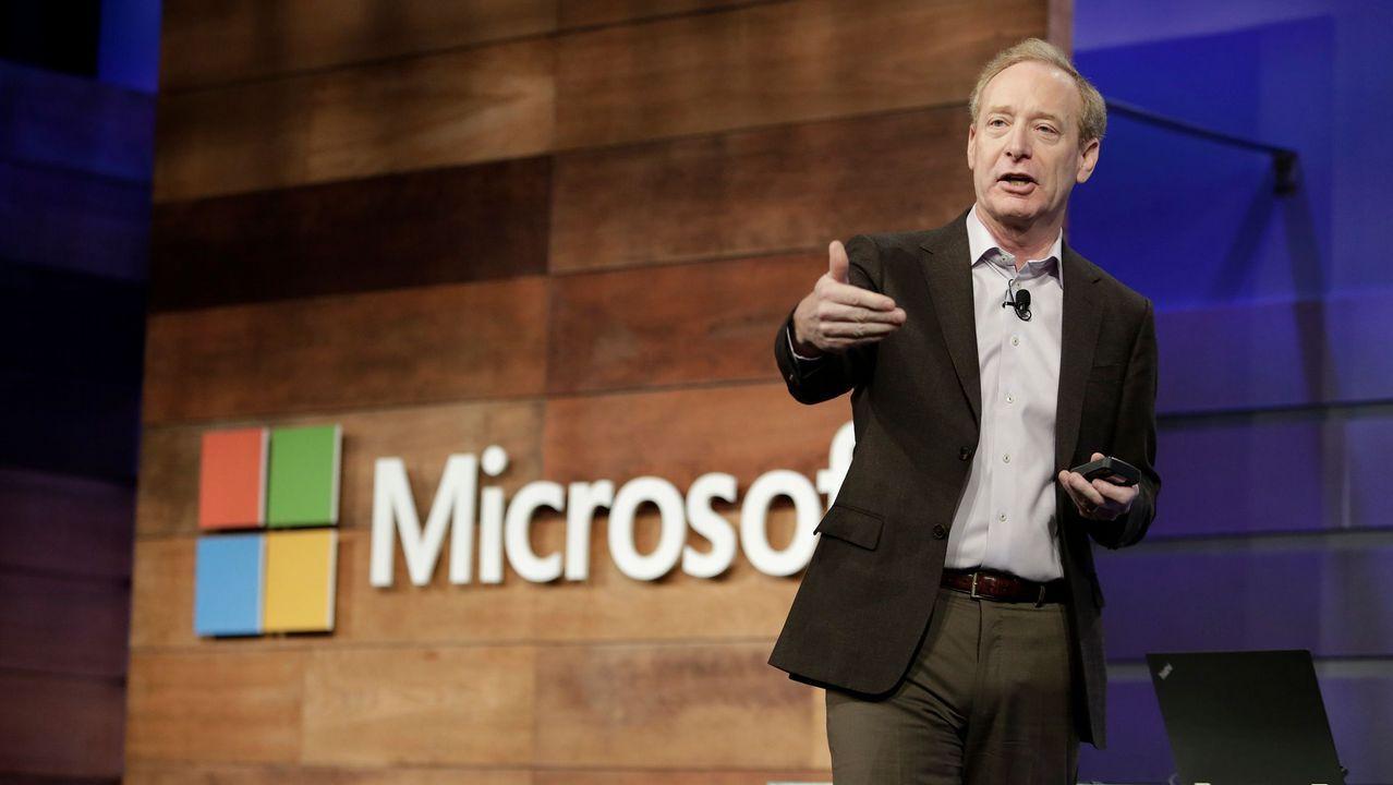 .Brad Smith, Microsoft
