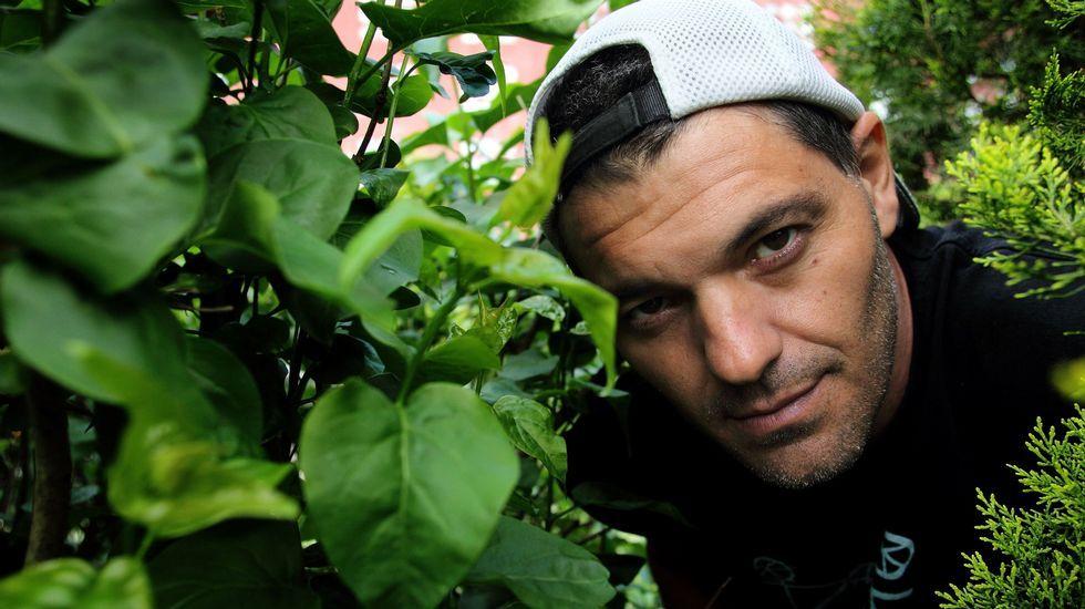 El presentador Frank Cuesta, agredido en Tailandia.El programa fue líder de audiencia, con un 19% de «share»