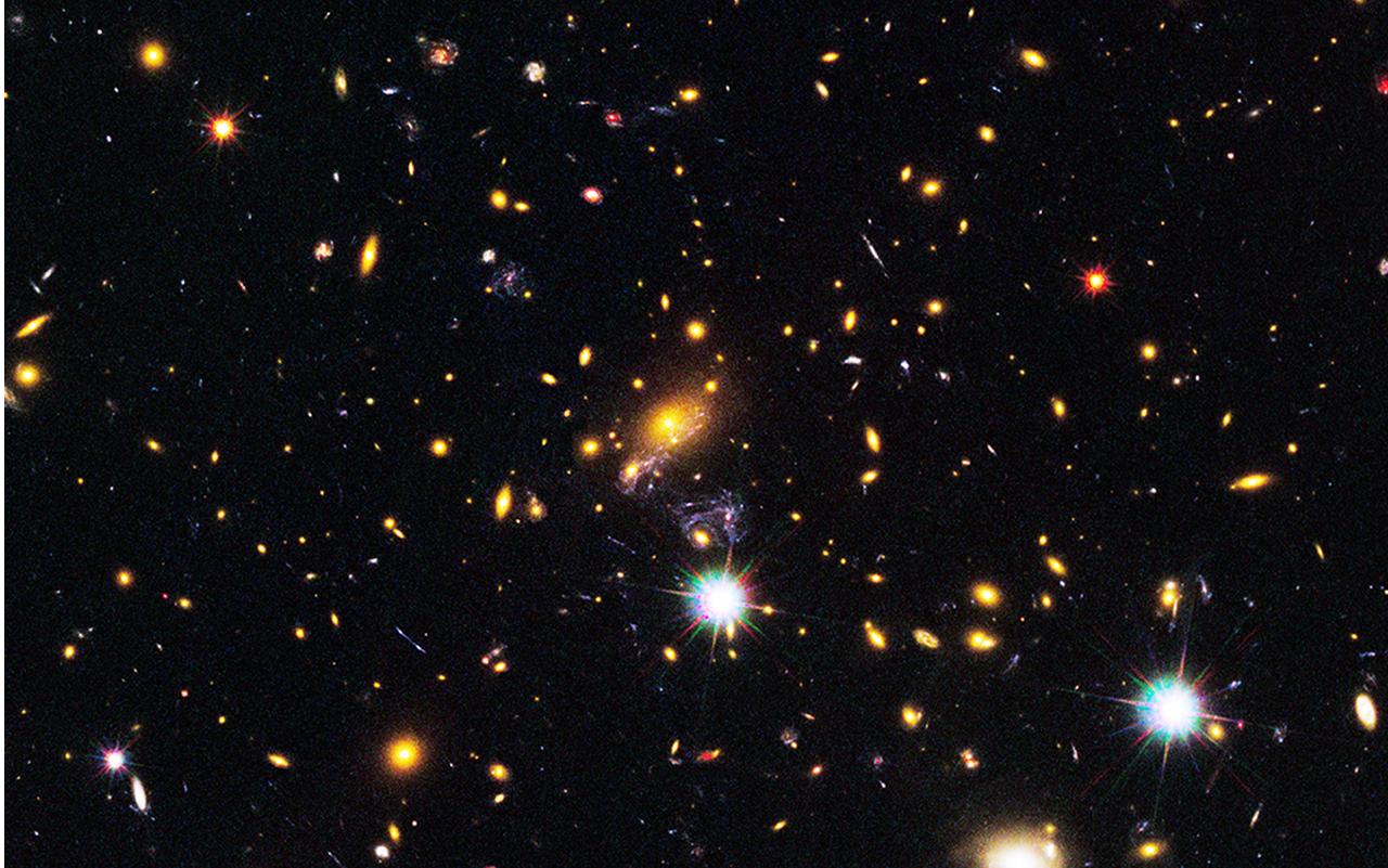 .Cúmulo de galaxias MACS J1149