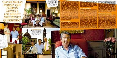 Bordiú y Preysler escogen Pontevedra