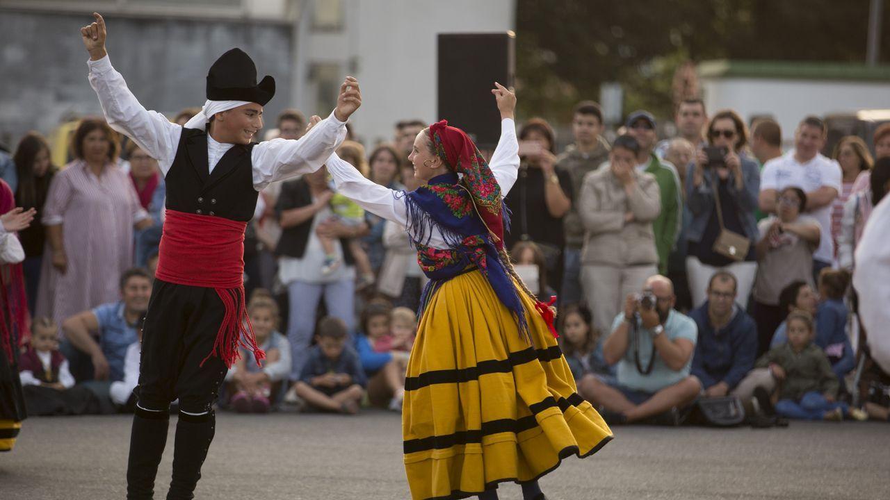 El 37.º aniversario de la asociación Santa María de Torás, en imágenes.
