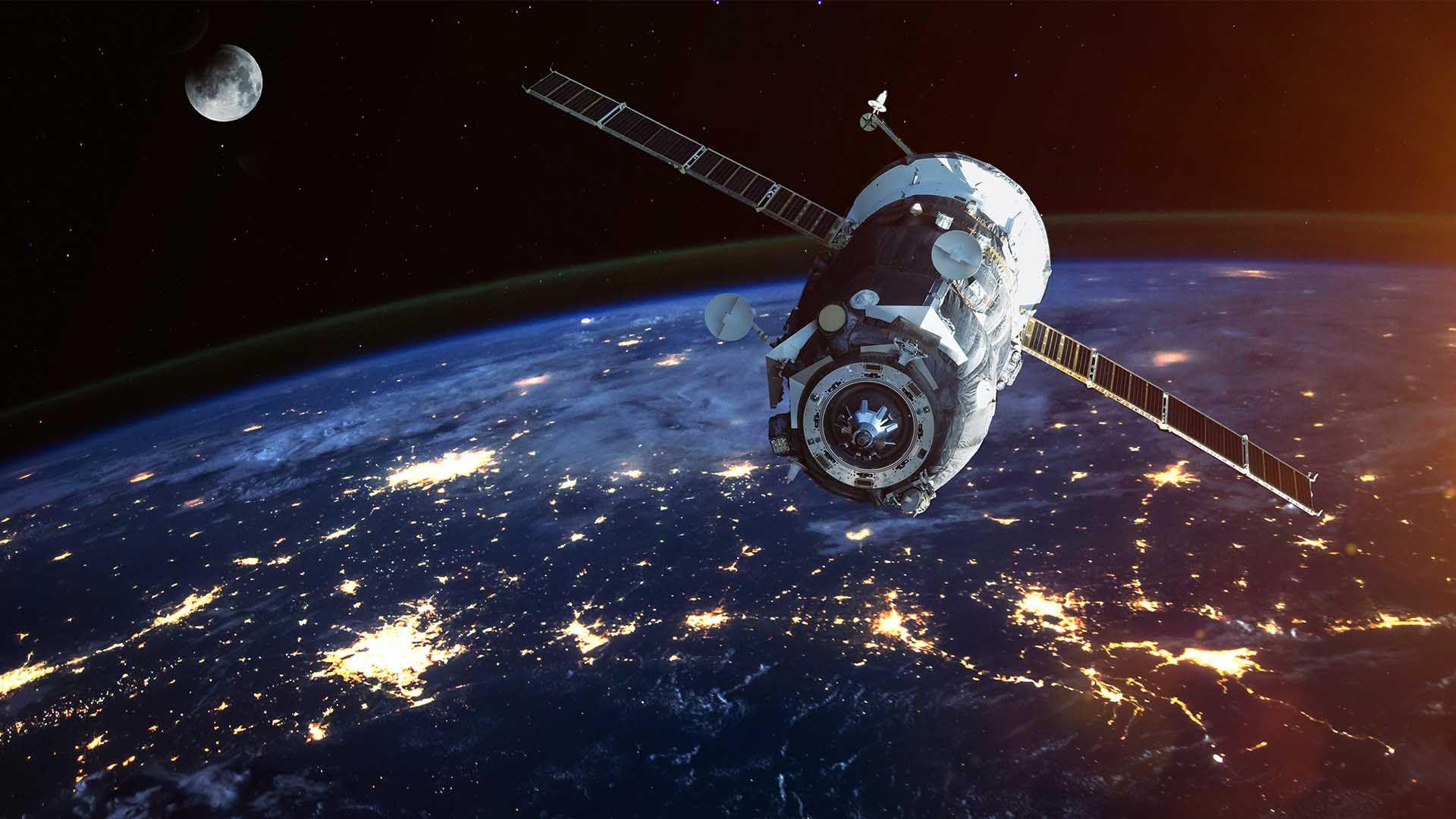 ¿Cómo caen 8 toneladas y media desde el espacio?.