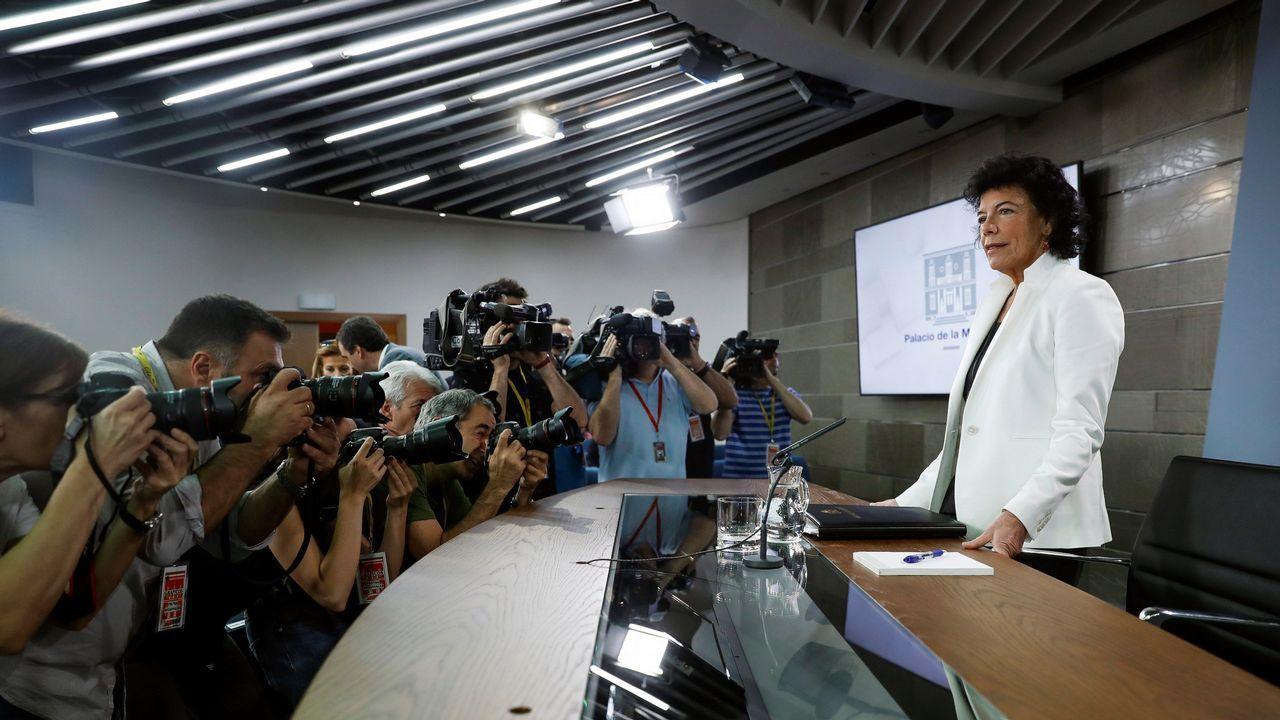 Así son las cárceles en las que ingresarán los líderes independentistas.Oriol Junqueras abandona el Tribunal Supremo tras declarar ante el juez y antes de volver a la prisión de Estremera