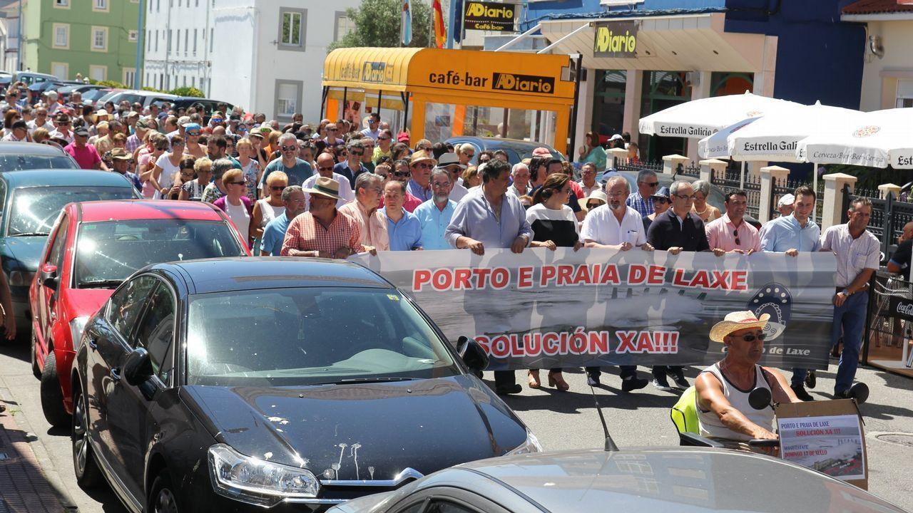 Búscate nas mobilizacións polo Día da Muller na Costa da Morte!