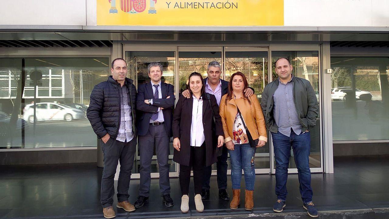 <span lang= gl >O día a día das redeiras enAguiño</span>.Alberto López-Asenjo