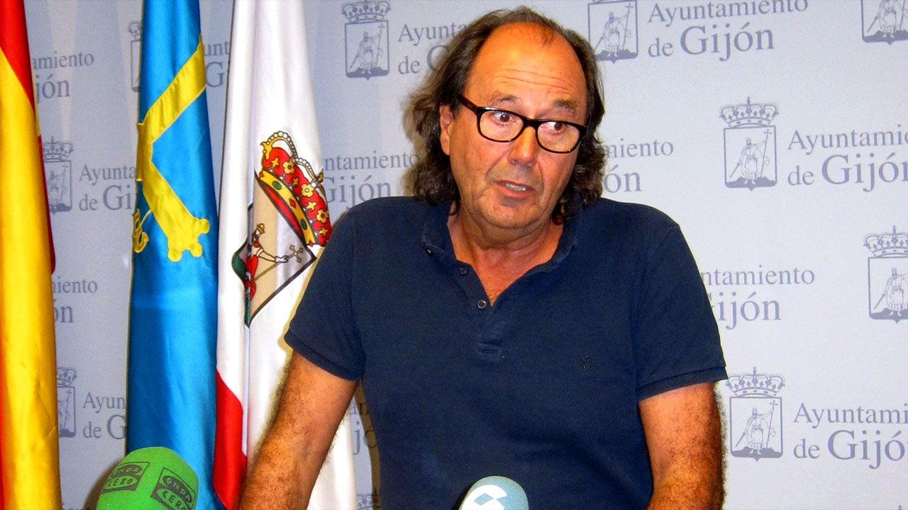 IU responde con un vídeo a la denuncia de un ultra del Sporting.Mario Suárez del Fueyo