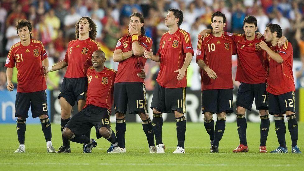 Entrega de premios del certamen municipal de teatro escolar.Tanda de penaltis en el partido de cuartos de final de la Eurocopa 2008 entre España e Italia