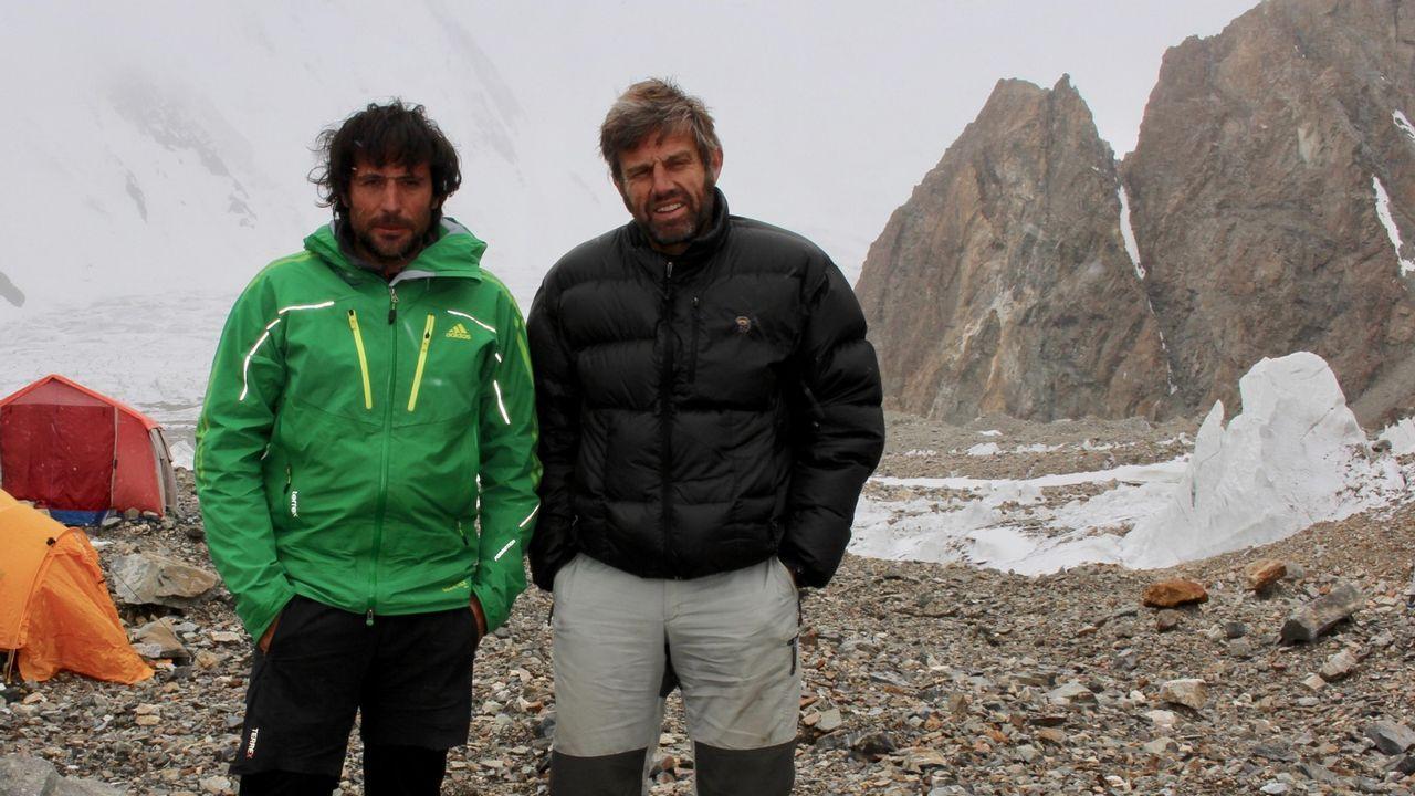 La otra aventura de Félix Criado y Txikon en el K2.García dirige una sesión con la selección japonesa con la que se ha proclamado subcampeón de Asia