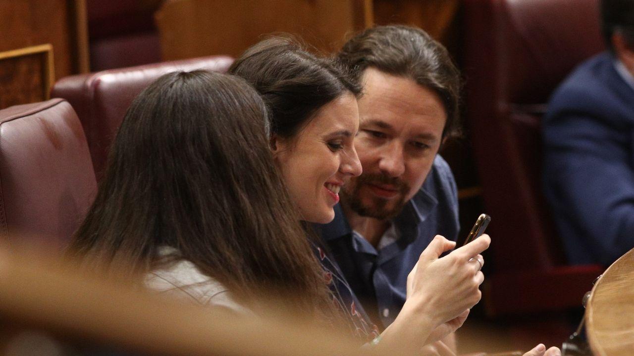 Ramón Espinar lanza un órdago a Iglesias y Montero