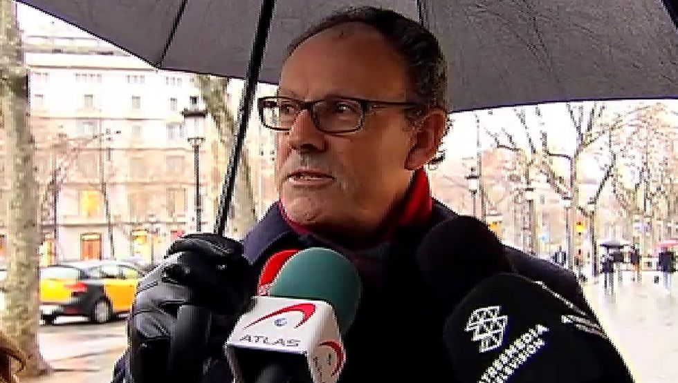 El Fiscal de Noos pedirá al Supremo más cárcel para Urdangarín.Diego Torres
