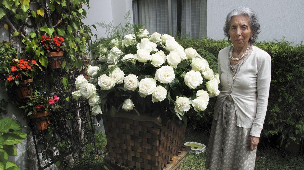 Alondra Bentley nació en Inglaterra y vive de los cuatro años en Murcia