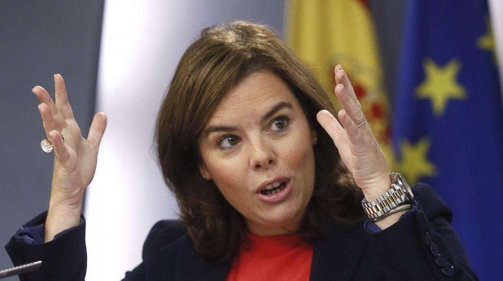 Cristina González: «No sabemos nada de él»