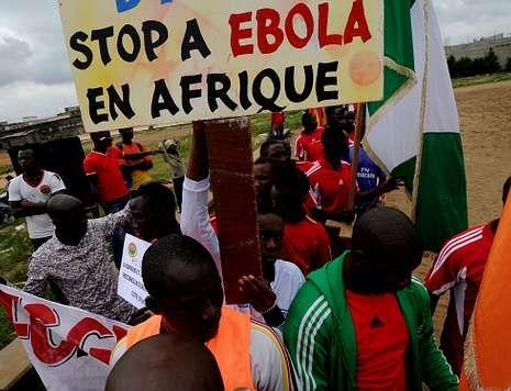Los 10.000 kilómetros de Nicolás Merino por África.Los africanos se movilizan para atajar un brote que ha infectado a 2.000 personas.