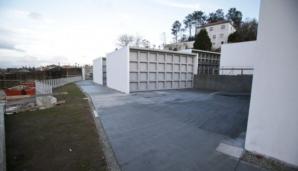 El gobierno local abordará mañana en junta la regularización del cementerio de Figueiroa en uso.