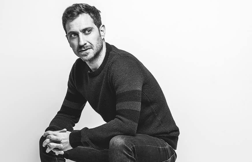 Xoel Fernández está preparando novos proxectos.