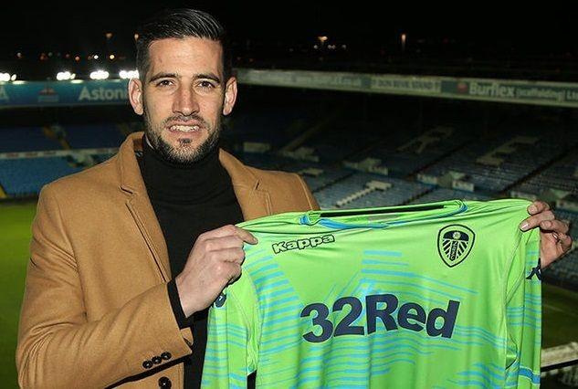 Kiko Casilla, nuevo jugador del Leeds