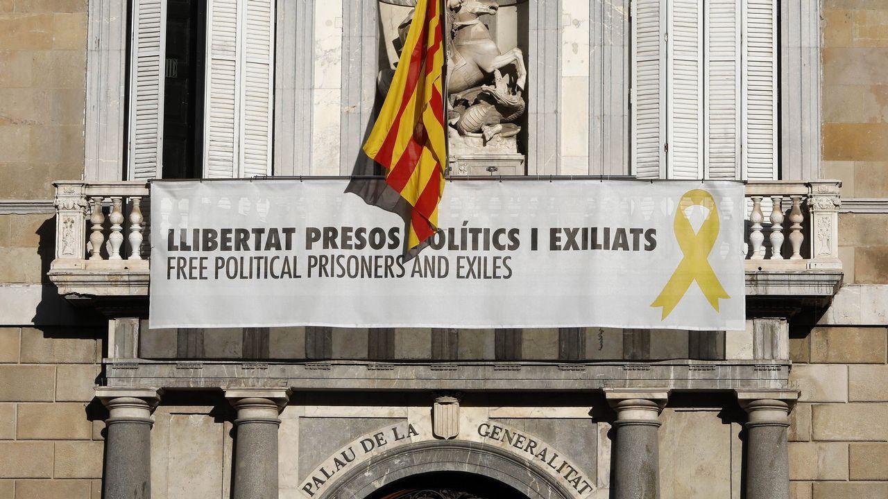 La exdiputada de la CUP en el Parlamento catalán Mireia Boya dice que necesita cuidarse y recuperarse de la agresión psicológica