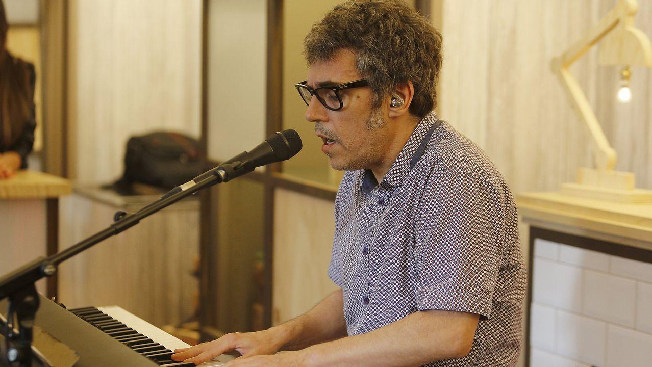Iván Ferreiro actuará en el Caudal Fest.