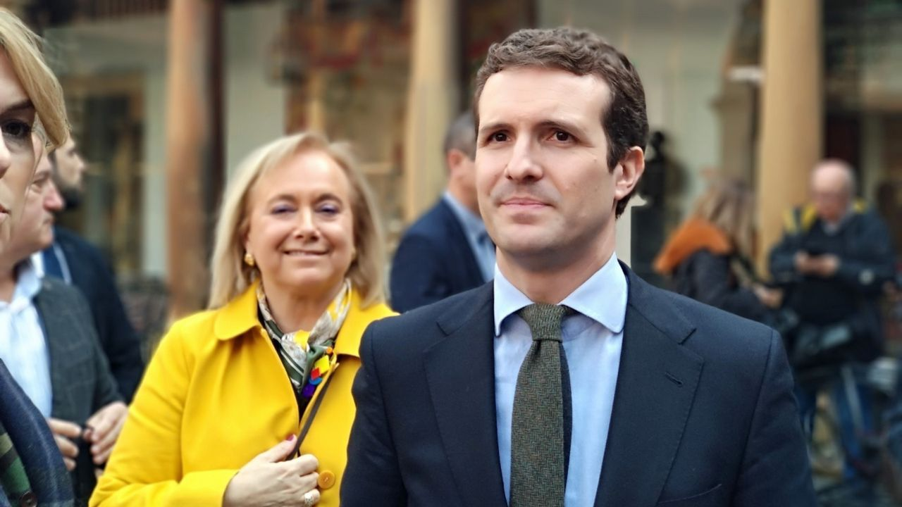 Casado se ve una victima de «fake news»