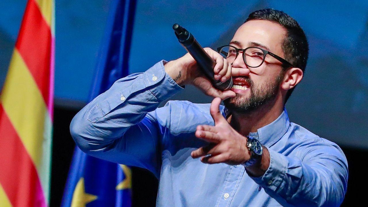 ¿Habrá purga en los Mossos?.La consellera de Presidencia de la Generalitat, Elsa Artadi