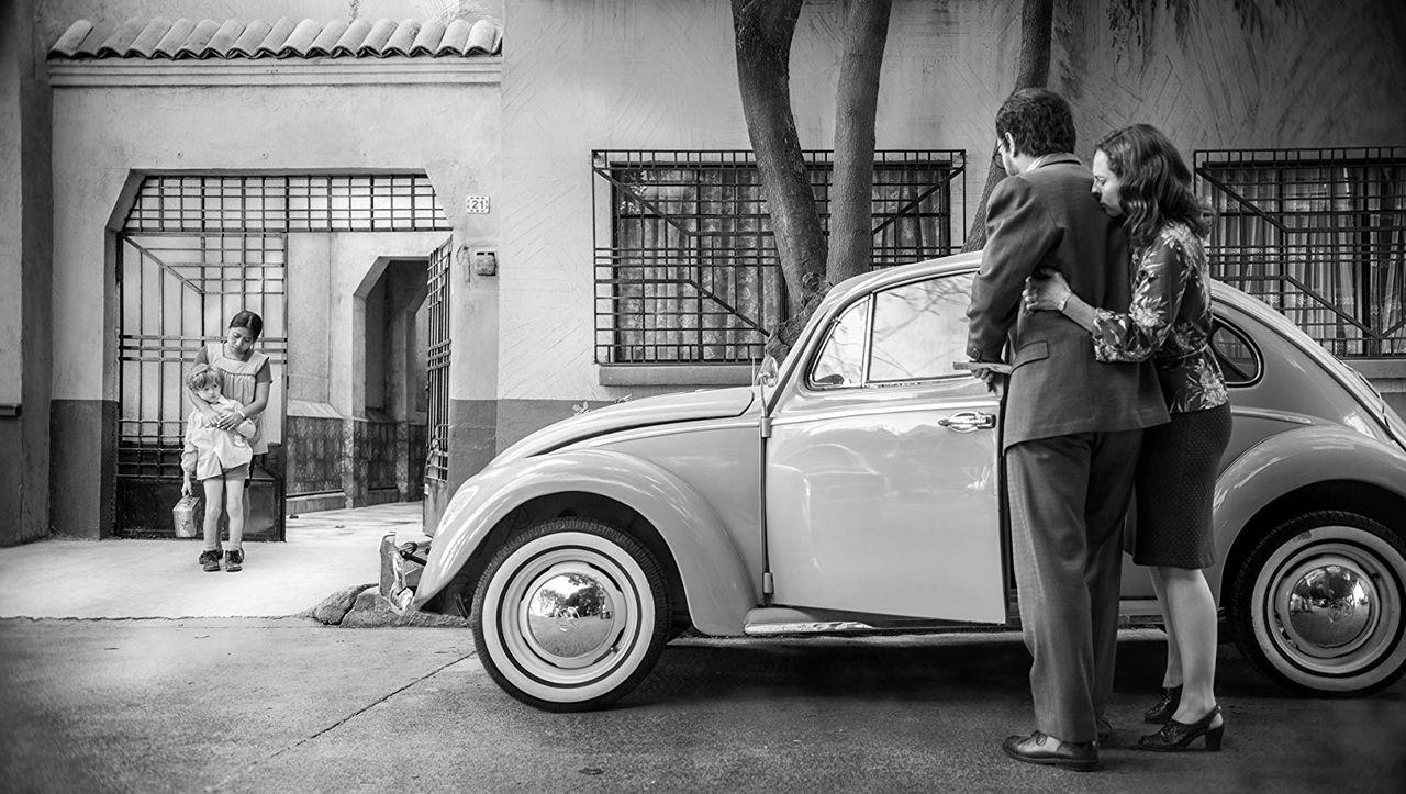 Todos losnominados a los Óscar 2019.Robert Redford y Sissy Spacek, en una escena del filme «The Old Man and the Gun»