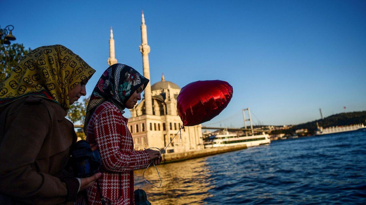 Estambul la ciudad m s peligrosa de europa para ser mujer for Oficina de turismo estambul