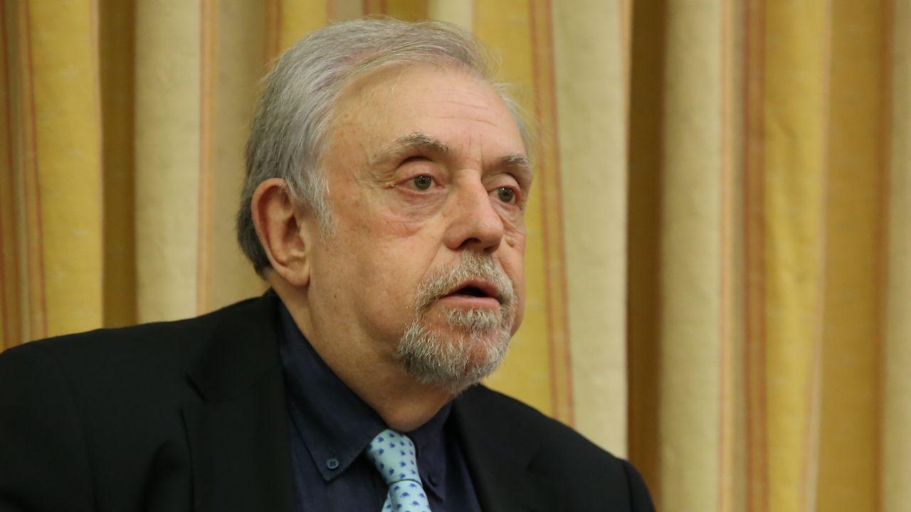 El secretario de Estado de Seguridad Social Octavio Granado