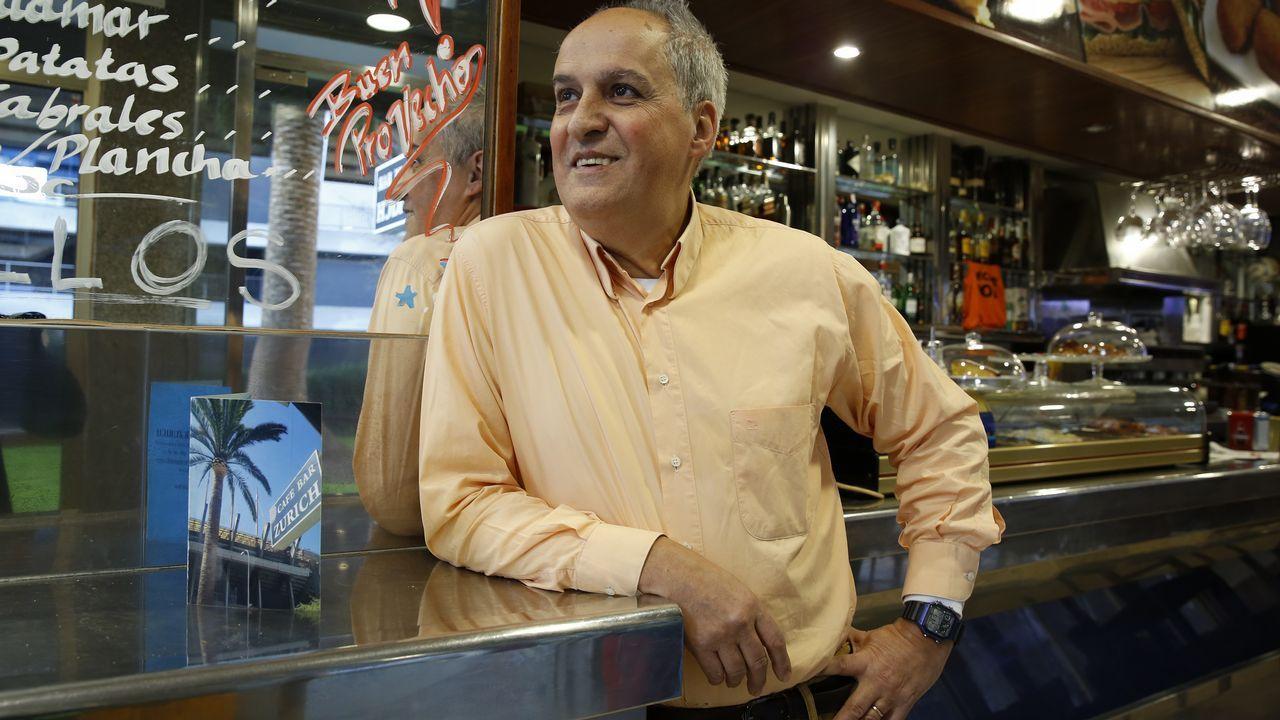 Almeria Alcorcon Juegos del Mediterraneo.CAFETERÍA ZÚRICH. RUBÉN DUEÑO Y PSICÓLOGO SOCIAL ARGENTINO Y ORGANIZA CAFÉS FILOSÓFICOS