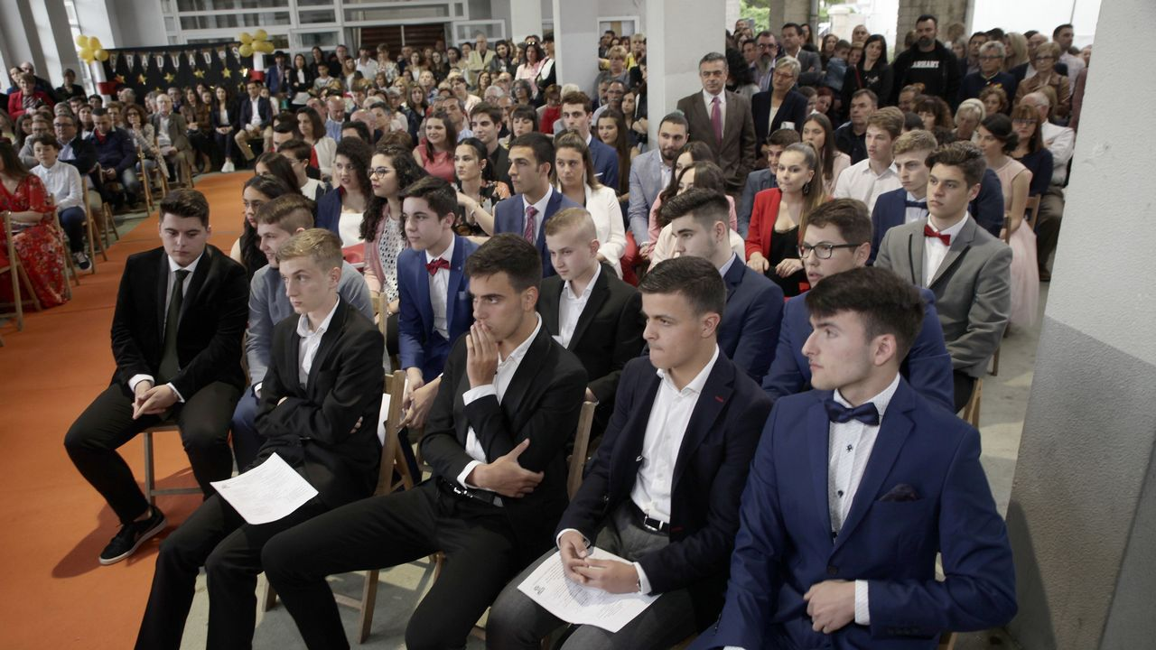 Graduaciones en Barbanza