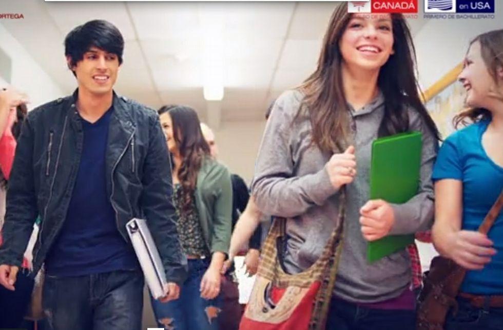 Los alumnos seleccionados estudiarán un curso académico en los centros educativos norteamericanos.