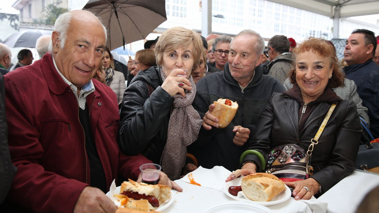 XXIV Festa da castaña e do cogumelo en Riós