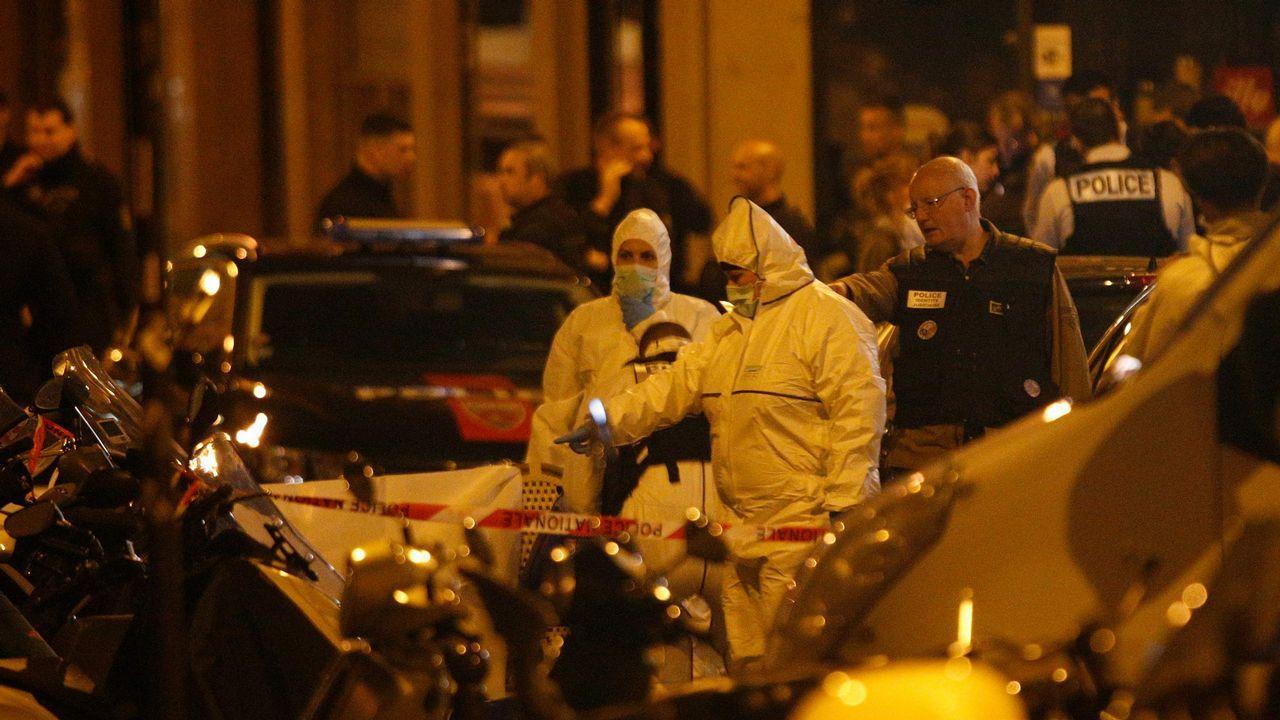 Nuevo ataque terrorista en París.