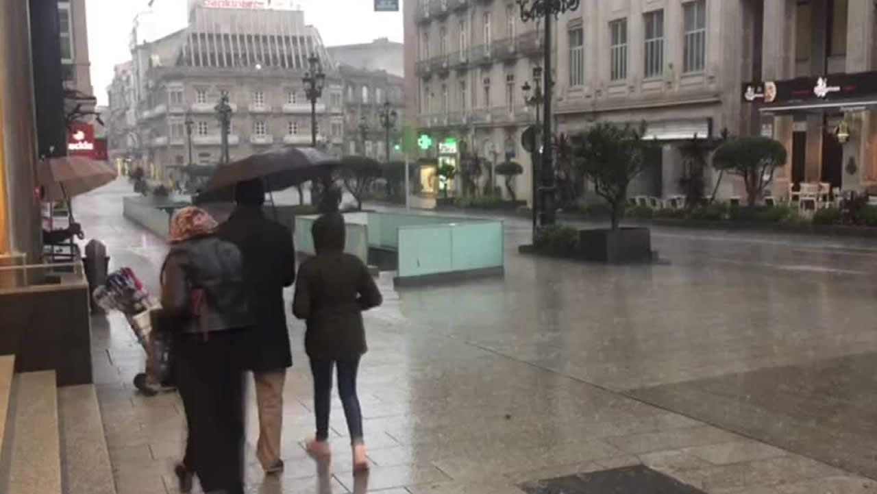 INcidentes de Félix en Vigo