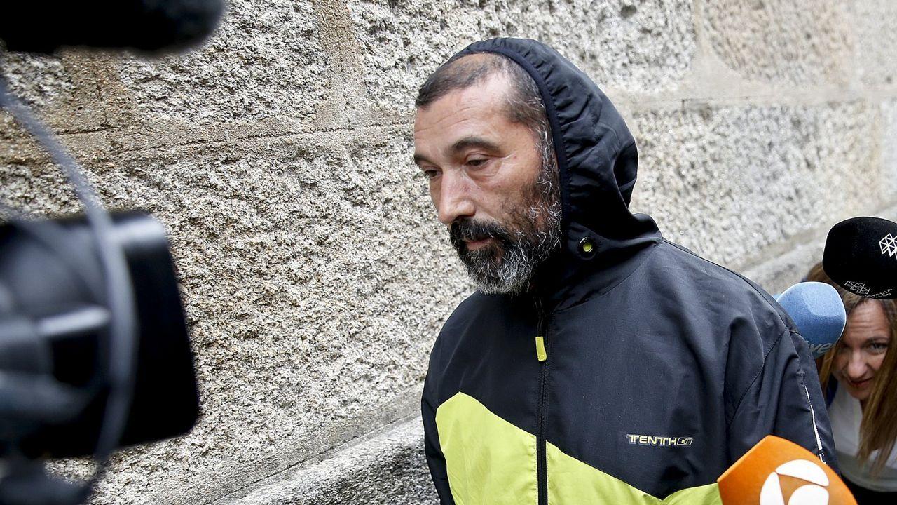 Un año de la ola de incendios: la inolvidable noche de terror para los gallegos.Duarte fue jefe del Greco en Galicia durante once años