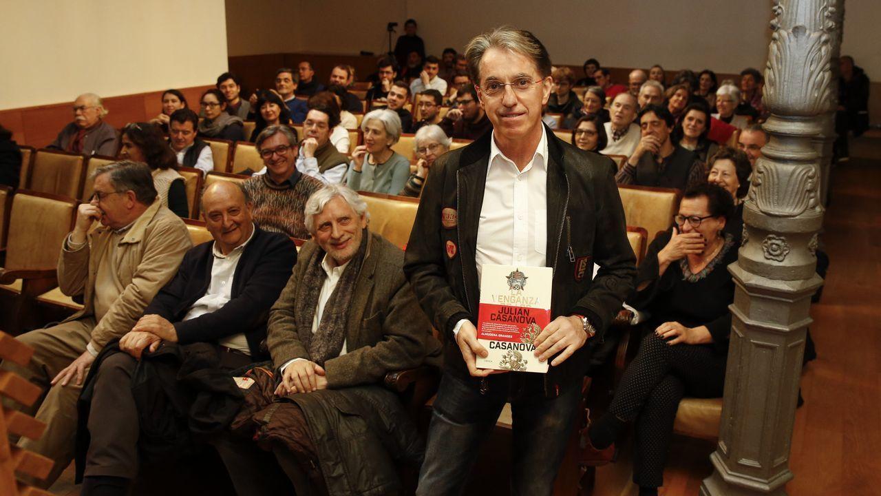 Pelayo Novo Real Oviedo.Los magistrados que ayer revisaron la sentencia del Tribunal Superior de Valencia que condenó a los cabecillas de la Gürtel