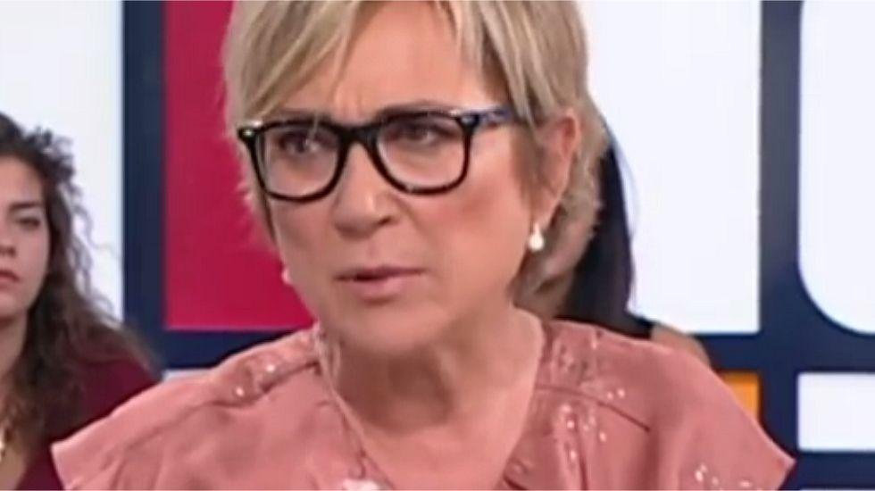 Inés Ballester, sobre María José Abeng: «Una mujer con 14 años tener un bebé, negra además».