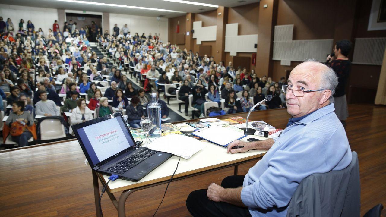 Una lucha a la que ponerle nombre.Imagen con la que Josep Pàmies se presenta en su blog