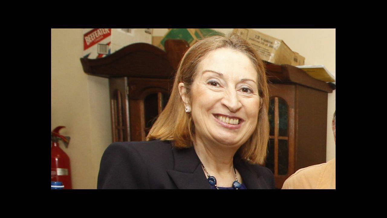 Una diputada del PP a Rufián: «No me guiñes el ojo, imbécil».El ex secretario general del PP Francisco Álvarez Cascos, durante su comparecencia ante la Comisión de Investigación sobre la supuesta financiación ilegal del PP.