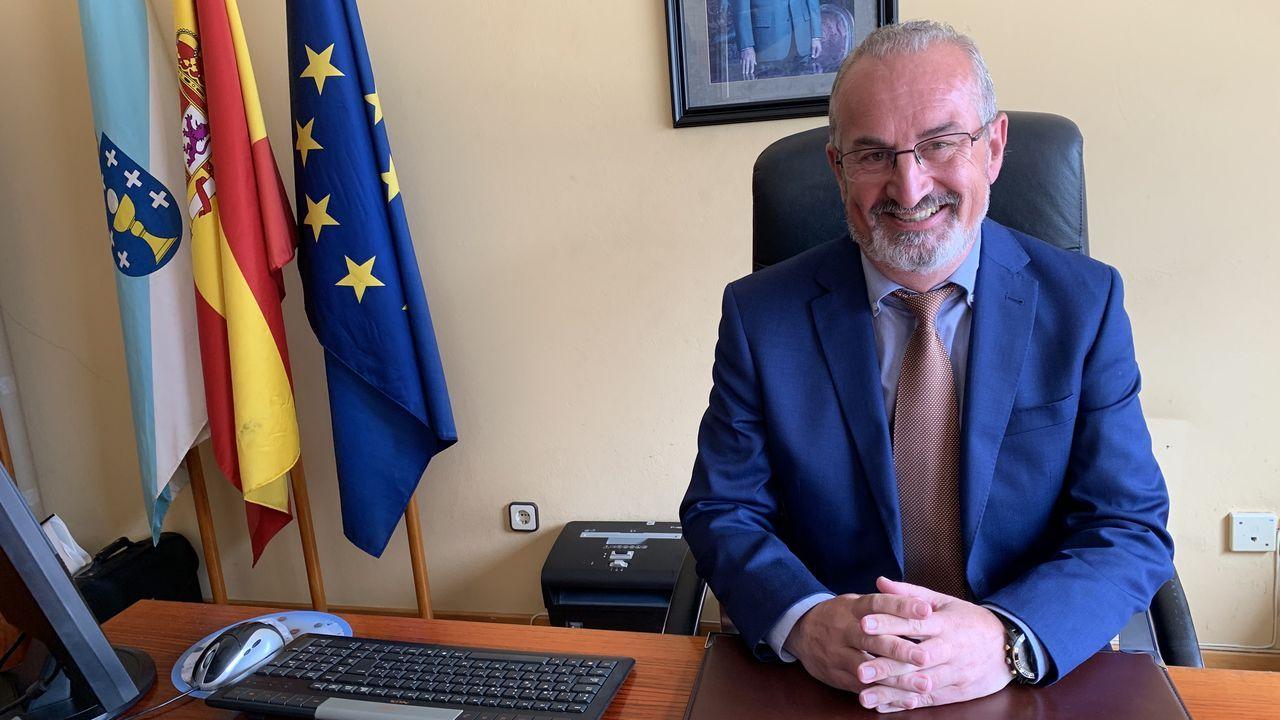 Walter Pardo será el nuevo alcalde de Malpica: las imágenes del pleno