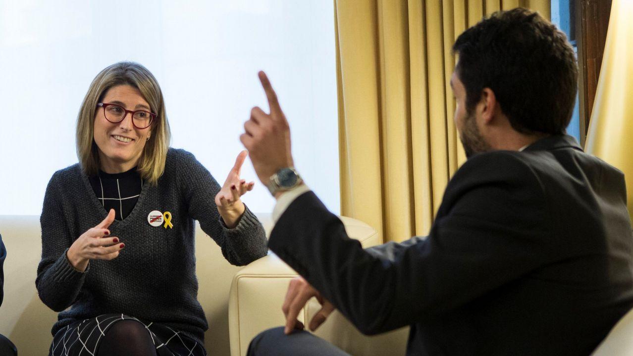 ¿Quién es Elsa Artadi, la posible candidata a presidir la Generalitat?.