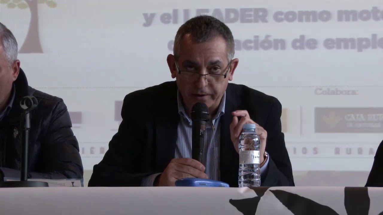 Manuel Calvo, director general de Biodiversidad del Principado de Asturias