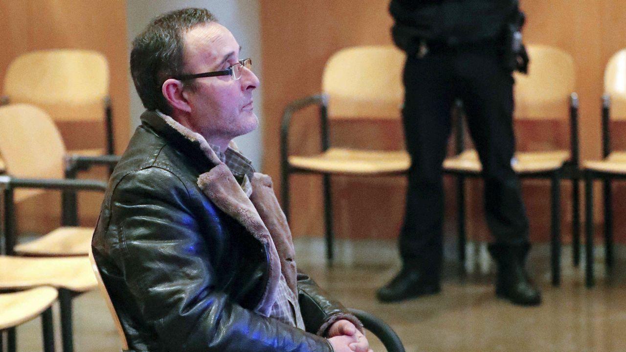 El acusado del asesinato del hombre cuyo cadáver fue localizado en el cuarto de basuras del edificio de Salesas
