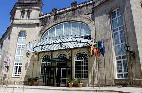 El balneario de Mondariz abrió sus puertas hace ya 141 años.