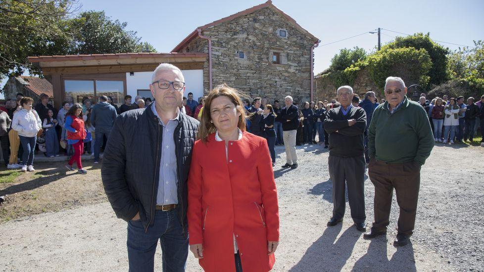 La inauguración del campamento turístico Santa María de Brandoñas, en imágenes.Alquiler de casa en Luarca
