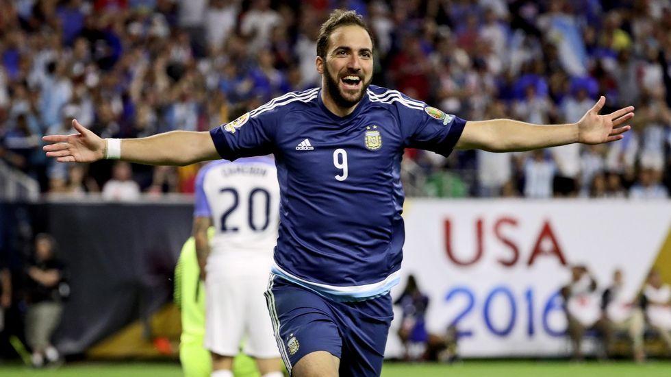 Allegri, sobre la adaptación de Higuaín.Rubén Castro ha marcado dieciséis goles esta temporada, incluidos dos al Dépor en la primera vuelta.