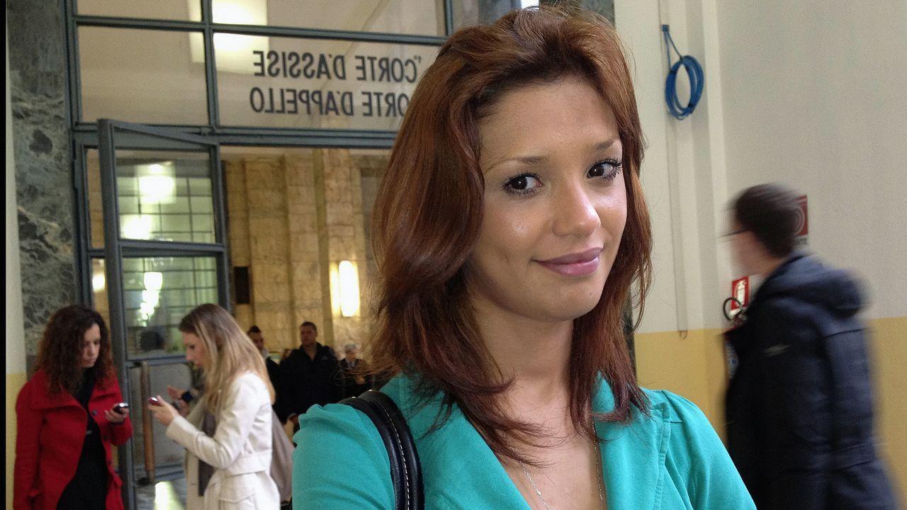 | EFE.La modelo marroquí Imane Fadil