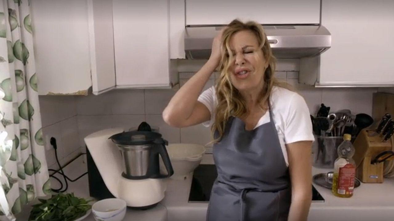 La ruinosa cocina de ana obreg n en ven a cenar conmigo - Ana en la cocina ...