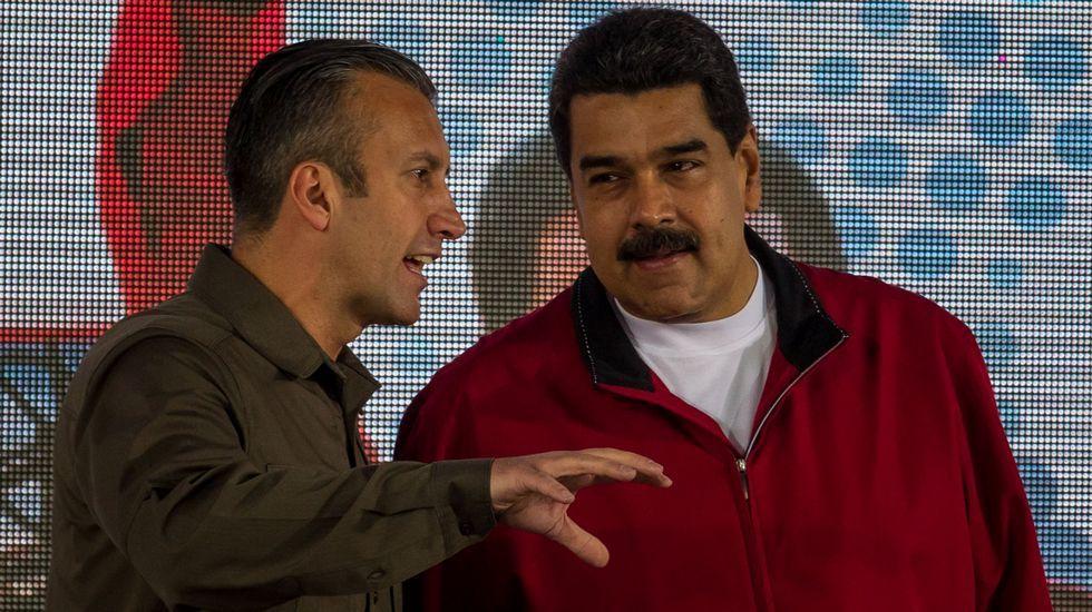 Chávez y Baduel